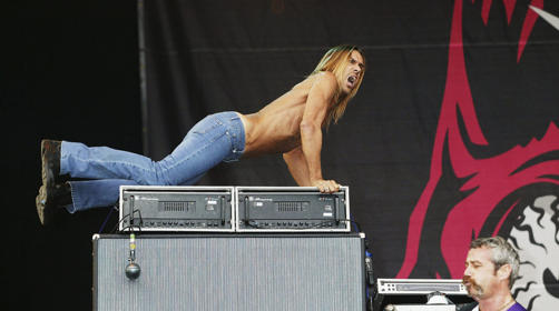 Iggy Pop Getty Images