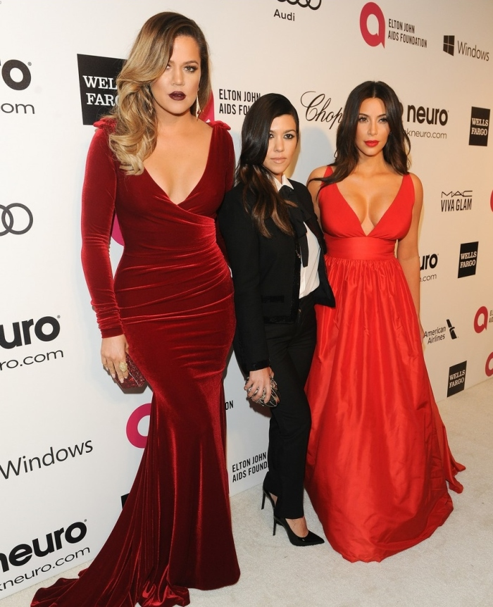 The Kardashian Sisters: Khloe, Kourtney, and Kim WENN