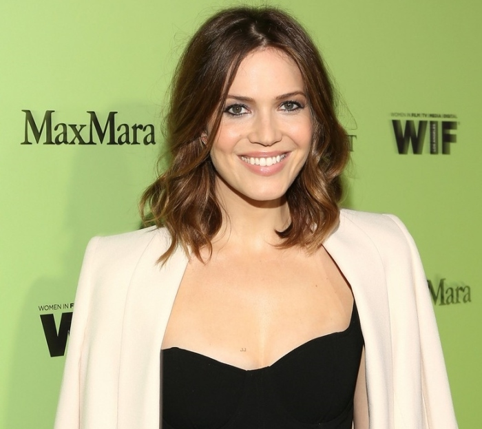 Mandy Moore Getty Images
