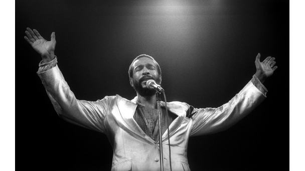 Marvin gaye sexual healing grammy awards