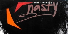 """Nasty"" - Janet Jackson  A&M Records"