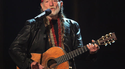 Willie Nelson  Getty Images