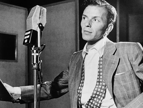 Frank Sinatra William P. Gottlieb Collection (Library of Congress)