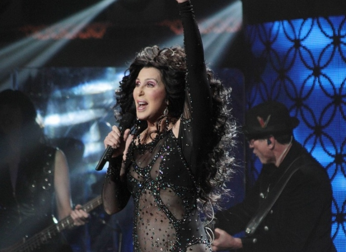 Cher Photo Credit: AKM-GSI