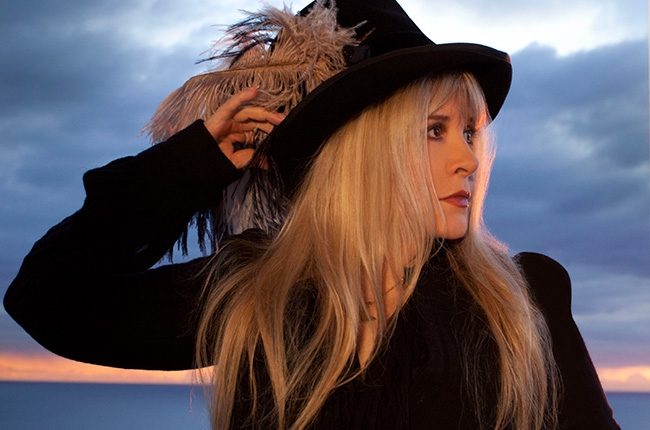 Stevie Nicks Kristin Burns  / www.billboard.com