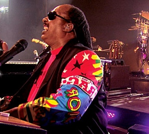 Stevie Wonder  www.steviewonder.com