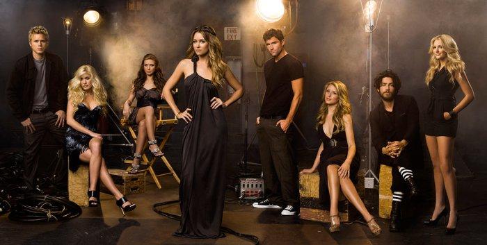 Season five promotional cast shot of