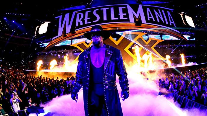 On May 24 WWE wrestling legend The Undertaker was born ...