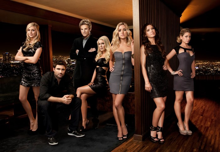 Promo cast show of the final season of