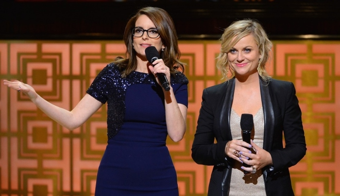 Tina Fey and Amy Poehler Getty Images