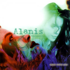 "Alanis Morissette - ""Jagged Little Pill"" Maverick Records/Reprise Records"