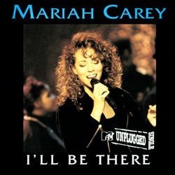 "Mariah Carey - ""I'll Be There"" Columbia Records"