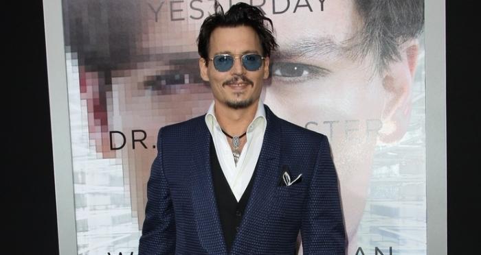 Johnny Depp WENN