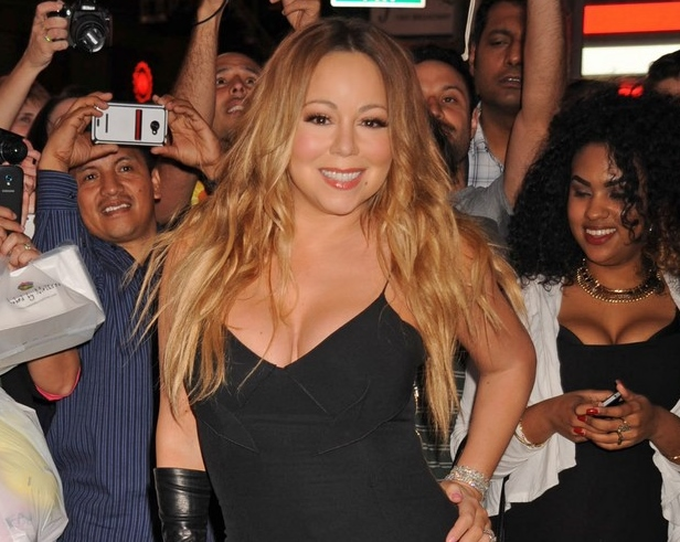 Mariah Carey  Demis Maryannakis / Splash News