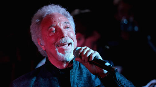 Tom Jones Getty Images