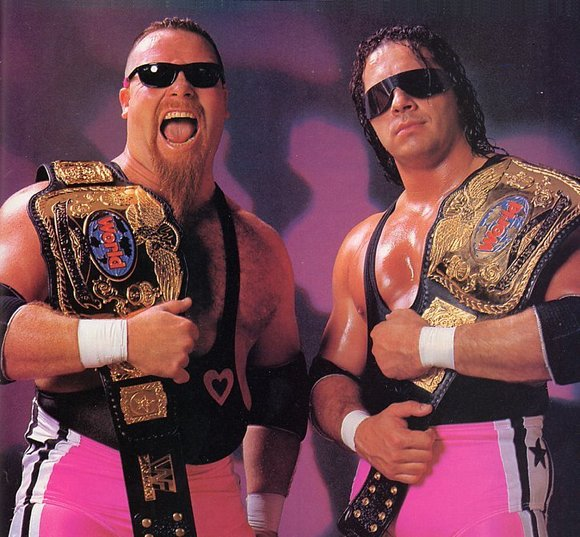 The Hart Foundation: Bret