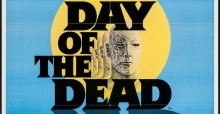 "Theatrical poster for ""Day of the Dead"" United Film Distribution Company"