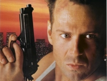 "Theatrical poster for ""Die Hard"" 20th Century Fox"