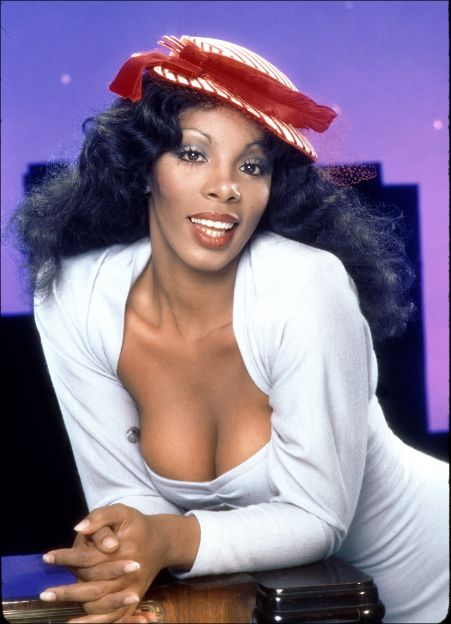 Donna Summer Getty Images