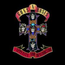 "Guns N' Roses - ""Appetite for Destruction"" Geffen Records"