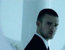 "Justin Timberlake in the music video for ""SexyBack"" Jive Records"