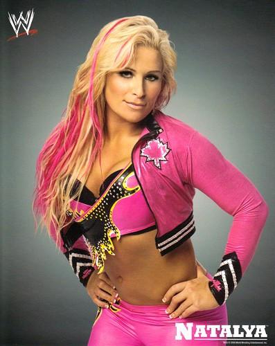 WWE Diva Natayla  WWE