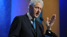 Bill Clinton Getty Images