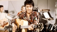 Elvis Presley Getty Images