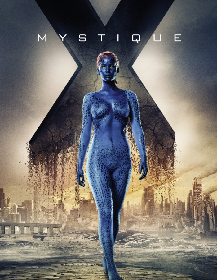 Jennifer Lawrence as Mystique 20th Century Fox