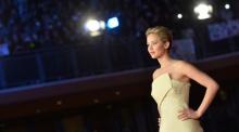 Jennifer Lawrence Getty Images