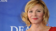 Kim Cattrall Getty Images