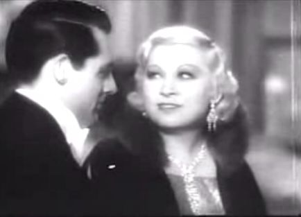Mae West in 1933's