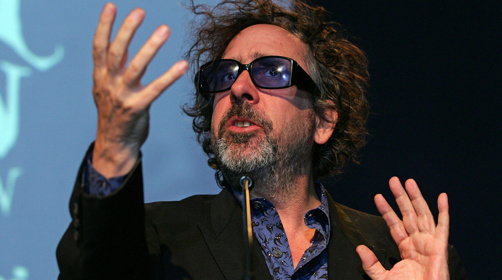 Tim Burton Getty Images