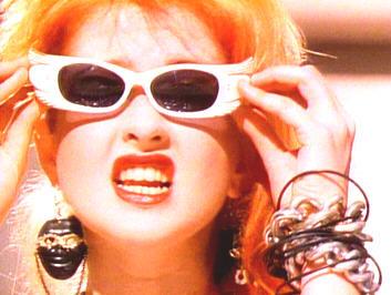 Cyndi Lauper Sony BMG Music Entertainment