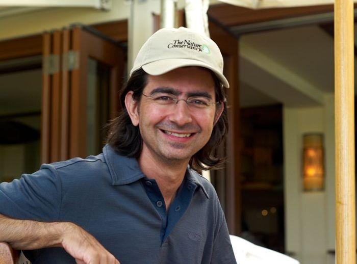 eBay founder Pierre Omidyar via http://en.wikipedia.org/wiki/Pierre_Omidyar
