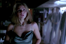 "Sarah Michelle Gellar as Helen Shivers in ""I Know What You Did Last Summer"" Columbia Pictures"