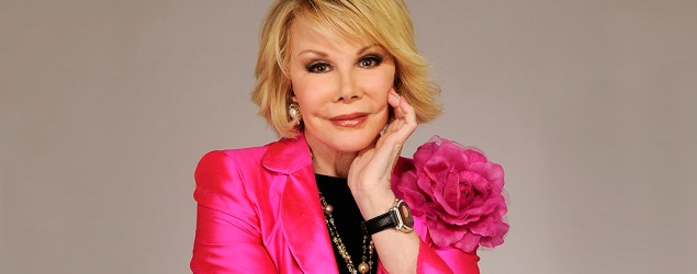 Joan Rivers Yahoo! Celebrity