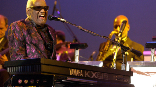 Ray Charles Getty Images