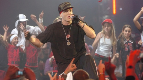 Eminem Getty Images