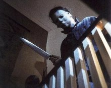 "Michael Myers in ""Halloween"" Falcon International Productions"