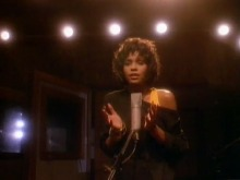 """Saving All My Love For You"" - Whitney Houston Arista Records"