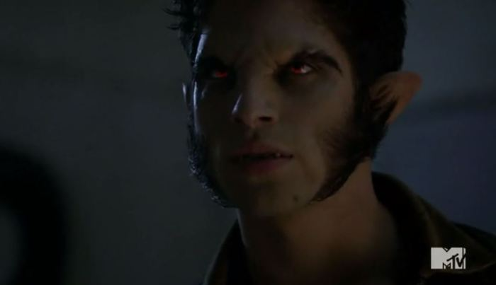 "Tyler Posey as Scott McCall on ""Teen Wolf"" MTV"