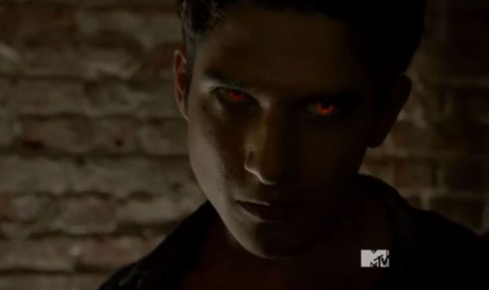 Tyler Posey as Scott McCall on