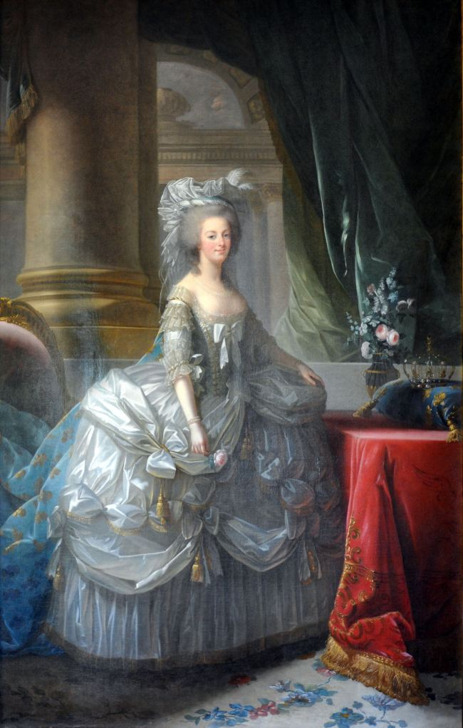 Marie Antoinette Wikipedia / Palace of Versailles