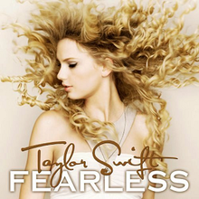 "Taylor Swift - ""Fearless"" Big Machine Records"