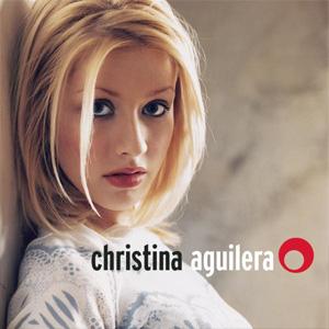 "Christina Aguilera's debut album ""Christina Aguilera"" RCA"