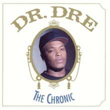 """""""The Chronic"""" - Dr. Dre Death Row / Interscope Records"""