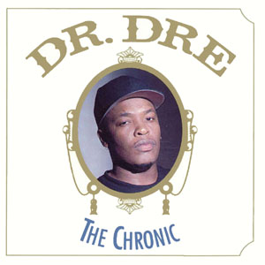 """The Chronic"" - Dr. Dre Death Row / Interscope Records"