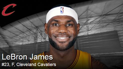 LeBron James Yahoo! Sports