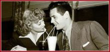 Lucille Ball and Desi Arnaz www.facebook.com/I.Love.Lucy